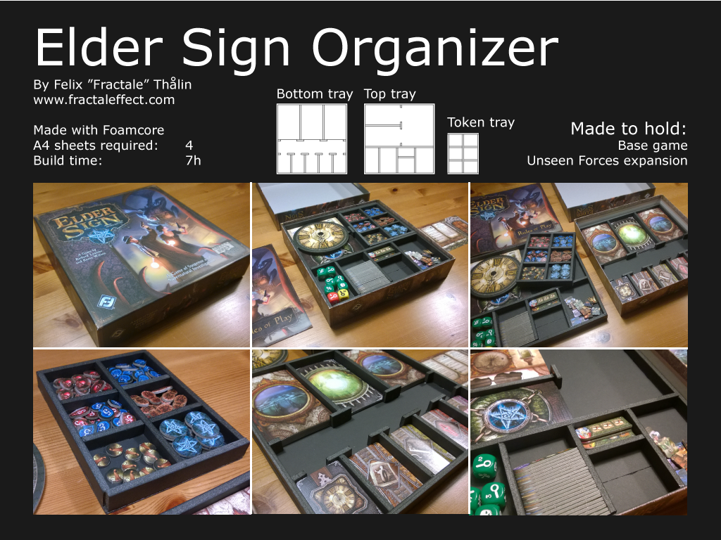 Elder Sign showcase